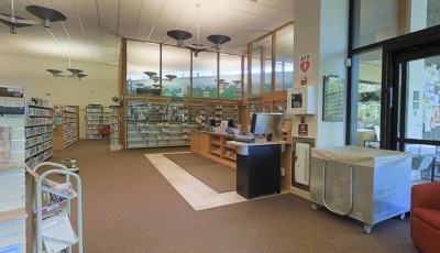 Chappaqua Library 3D Model