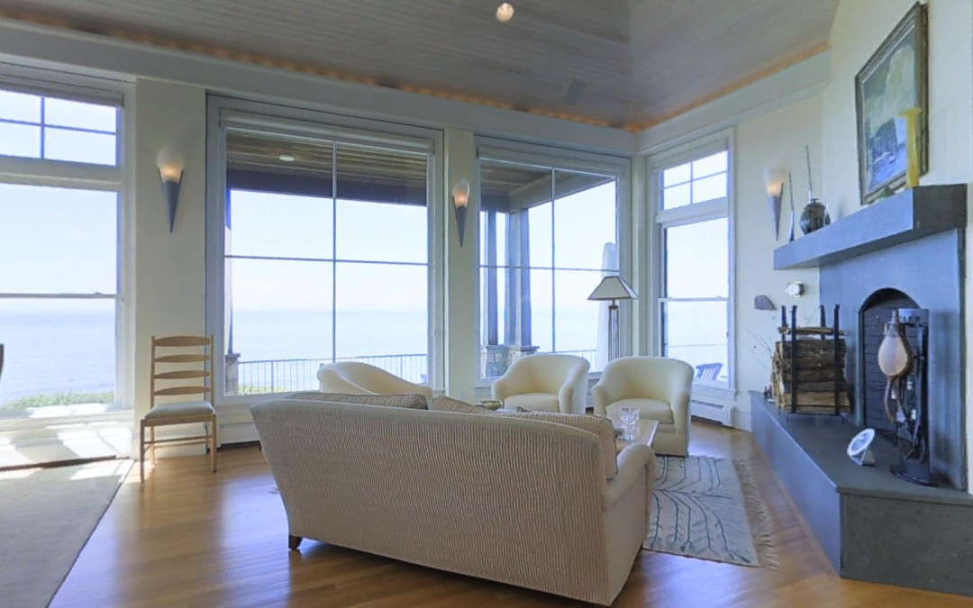 A beautiful home on Block Island
