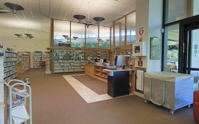 We scan the Chappaqua Library