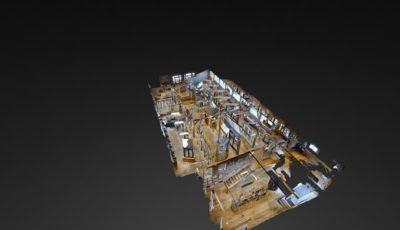 Interstate Lumber Showroom 3D Model