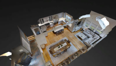Chappaqua Kitchen 3D Model